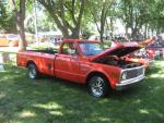 14th Annual Randolph Car Show June 29, 201313