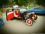 14th Annual Sundown Salute Car Truck Bike Show14
