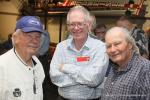 (L-R) Billy Cruce, Richard Parks, Jim Murphy.