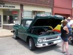 2012 Waterville Wooden Nickel Day Car Show5