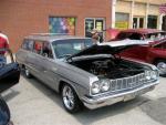 2012 Waterville Wooden Nickel Day Car Show10