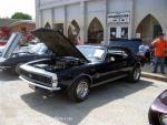 2013 Waterville Wooden Nickel Day Car Show12