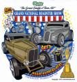 The logo for the 68th Grand National Roadster Show.