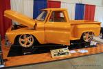 This sharp little Chevy C-10 Truck was small block Chevy powered.