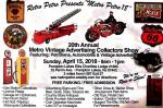 20th Annual Metro Petro Vintage Advertising Collector Show0