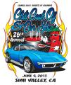 26th Annual Chili Cook Off and Car Show0