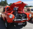 2nd Annual Cruzin 55 Car Show Horseshoe Bend, ID June 29, 20139
