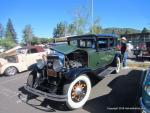 30th Annual Devils Darlin's Depot Park Car Show10