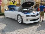3rd Annual Car Masters Weekend at Downtown Disney June 15-16, 201320