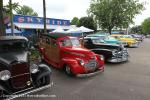 40th Anniversary of Back to the 50's Car Show-June 21-23101