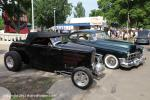40th Anniversary of Back to the 50's Car Show-June 21-23108