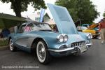 40th Anniversary of Back to the 50's Car Show-June 21-23109