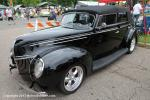40th Anniversary of Back to the 50's Car Show-June 21-2353
