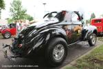 40th Anniversary of Back to the 50's Car Show-June 21-2371