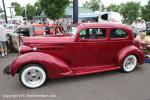 40th Anniversary of Back to the 50's Car Show-June 21-2378