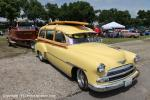40th Anniversary of Back to the 50's Car Show-June 21-2324