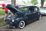 40th Anniversary of Back to the 50's Car Show-June 21-2367