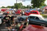 40th Anniversary of Back to the 50's Car Show-June 21-2379