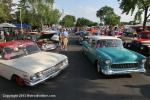40th Anniversary of Back to the 50's Car Show-June 21-238