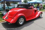 40th Anniversary of Back to the 50's Car Show-June 21-2363