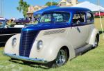 "42nd annual ""Relics and Rods"" Run to the Sun Car Show24"