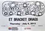 4th Of July E.T. Bracket Race at Sonoma Raceway0