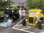 5th Atria Memory Lane Car Show5