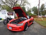 7th Annual Ridgely Car Show3