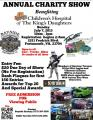 Annual Charity Car Show Benefiting Children's Hospital of the King's Daughters0