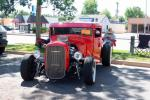 Applebees and the Street Rodders for Life Labor Day Show113