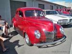 Art & Shirley Goldstrom Car Show43