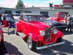Art & Shirley Goldstrom Car Show55