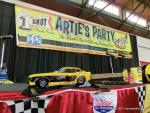 ARTIE'S PARTY and Pinstripes Jamboree 201718