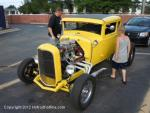 Augie's Bar and Grill Car Cruise along with Some Other Detroit Destinations9