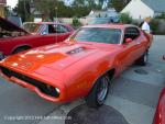 Augie's Bar and Grill Car Cruise along with Some Other Detroit Destinations23