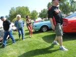 Best Dam Car Show Memorial Day BBQ23