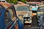 Big M Antique Auto Dismantling 10th annul Pig BBQ 30