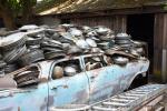 Big M Antique Auto Dismantling 10th annul Pig BBQ 74