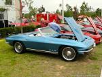 "Cape Kennedy Corvette Club ""31st Eckler's Corvette Reunion""4"