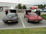 "Cape Kennedy Corvette Club ""31st Eckler's Corvette Reunion""18"