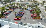 Cars and Coffee Event Daytona March 20195
