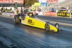 TOP DRAGSTER – Mike Coughlin (near lane), Dragster, 8.093sec, 212.73mph def. Andy Spiegel, Dragster 6.662sec, 199.85mph.