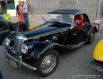 Classic Hits WNLC Ocean Beach Park Classic Car Cruise Night18