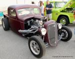 Classic Hits WNLC Ocean Beach Park Classic Car Cruise Night22
