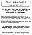 Classic Nights Car Club Cruise-In100