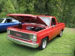 Clay County Cruisers August 2014 Cruise in the Park14