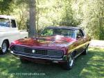 Clay County Cruisers Cruise in the Park for September1