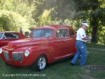 Clay County Cruisers Cruise in the Park for September4