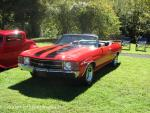 Clay County Cruisers Cruise in the Park for September7