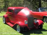 Clay County Cruisers Cruise in the Park for September9